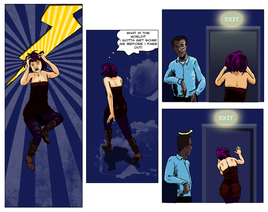 Plastikevol | FMG, BE, Superheroine Comics